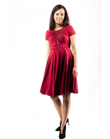 Comfortable casual pregnancy dress